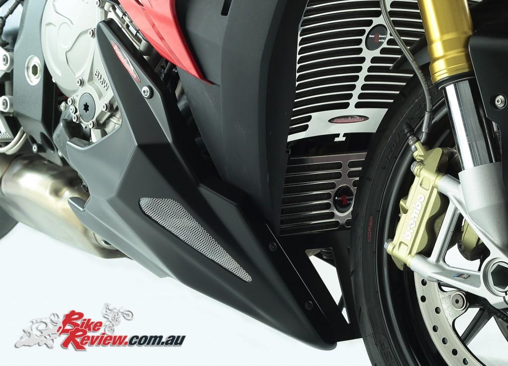 Bike Review Powerbronze BMW S 1000 RR 15 Belly pan
