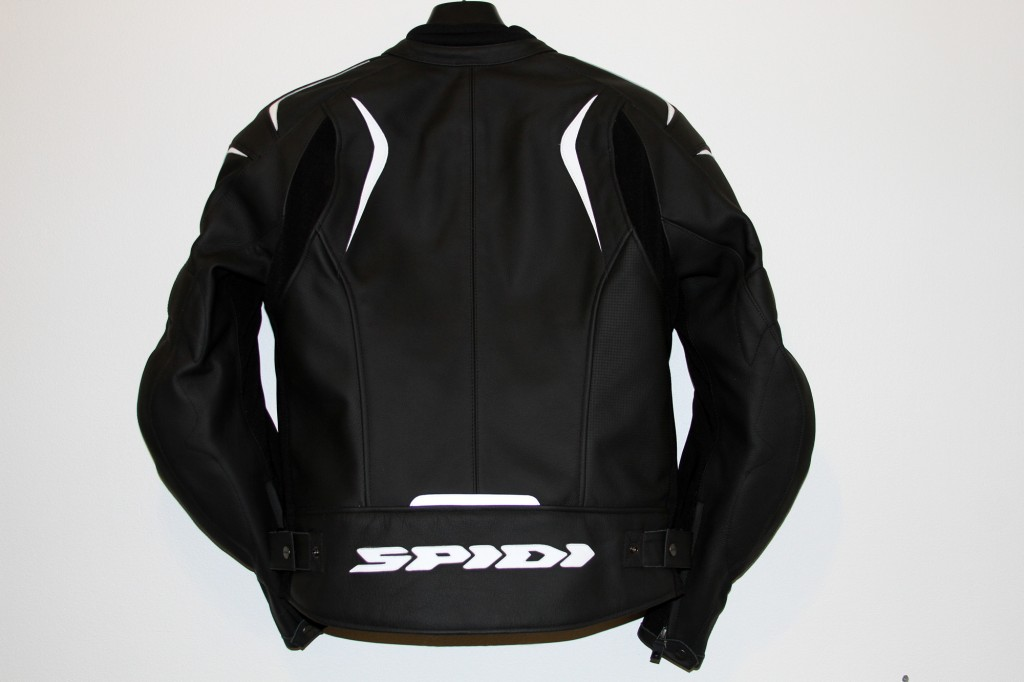 Bike Review Spidi Track Leather Jacket (5)