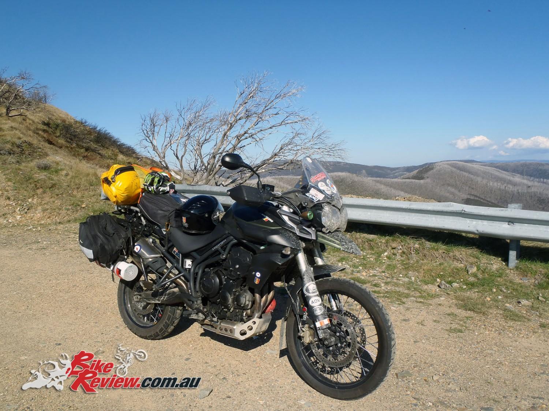 triumph tiger 800xc long term review - bike review