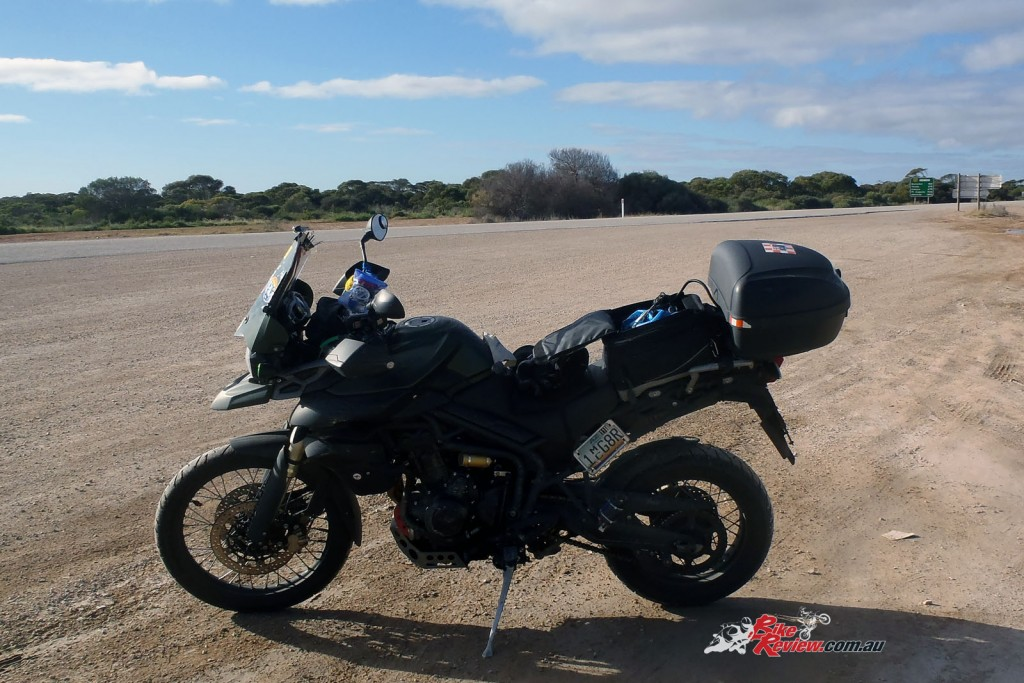 Bike Review Triumph Tiger 800 XC Review 2013