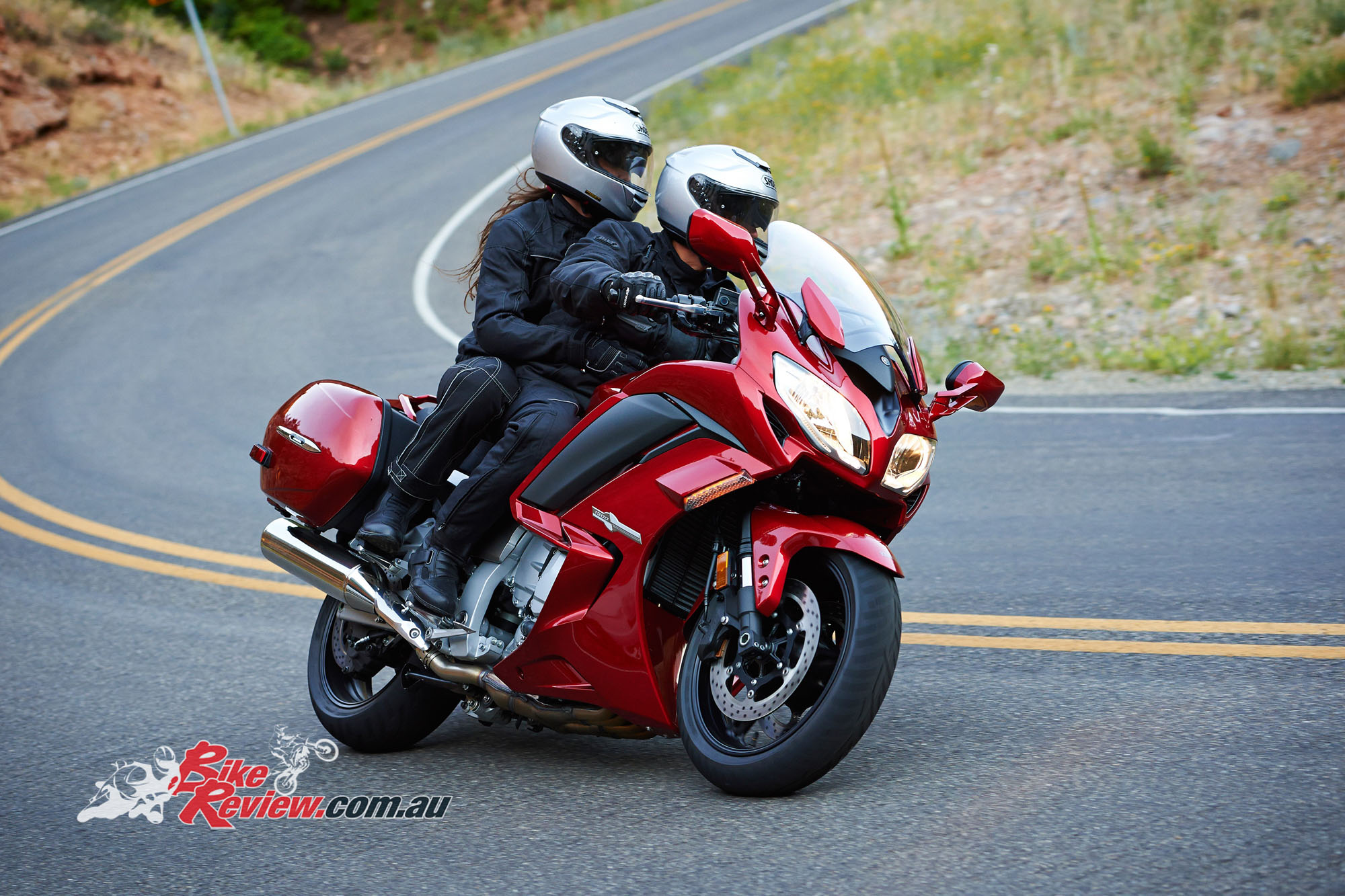 Feature: Yamaha's FJR1300 - Bike Review