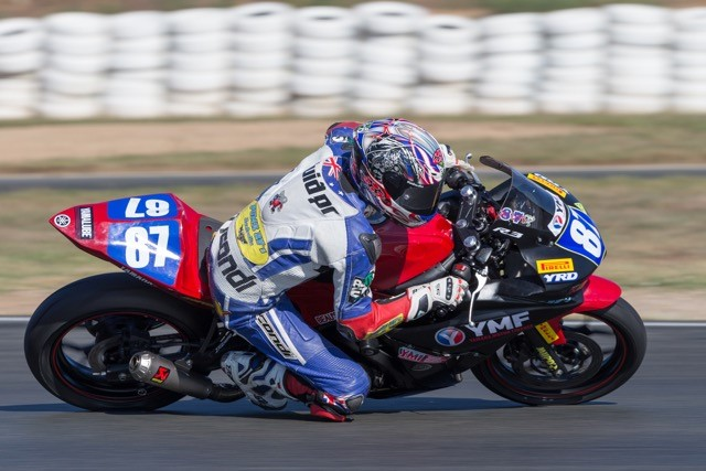 Levy goes three from three in YMF R3 Cup