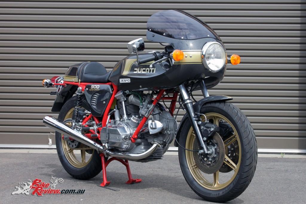 Bike Review 1982 Ducati MHR Mike Hailwood Replica (15)
