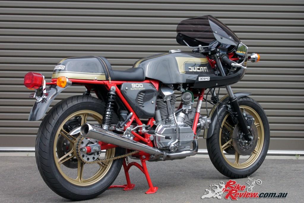 Bike Review 1982 Ducati MHR Mike Hailwood Replica (19)
