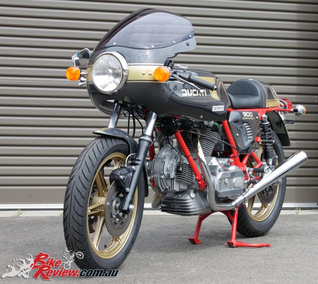 Bike Review 1982 Ducati MHR Mike Hailwood Replica (20)