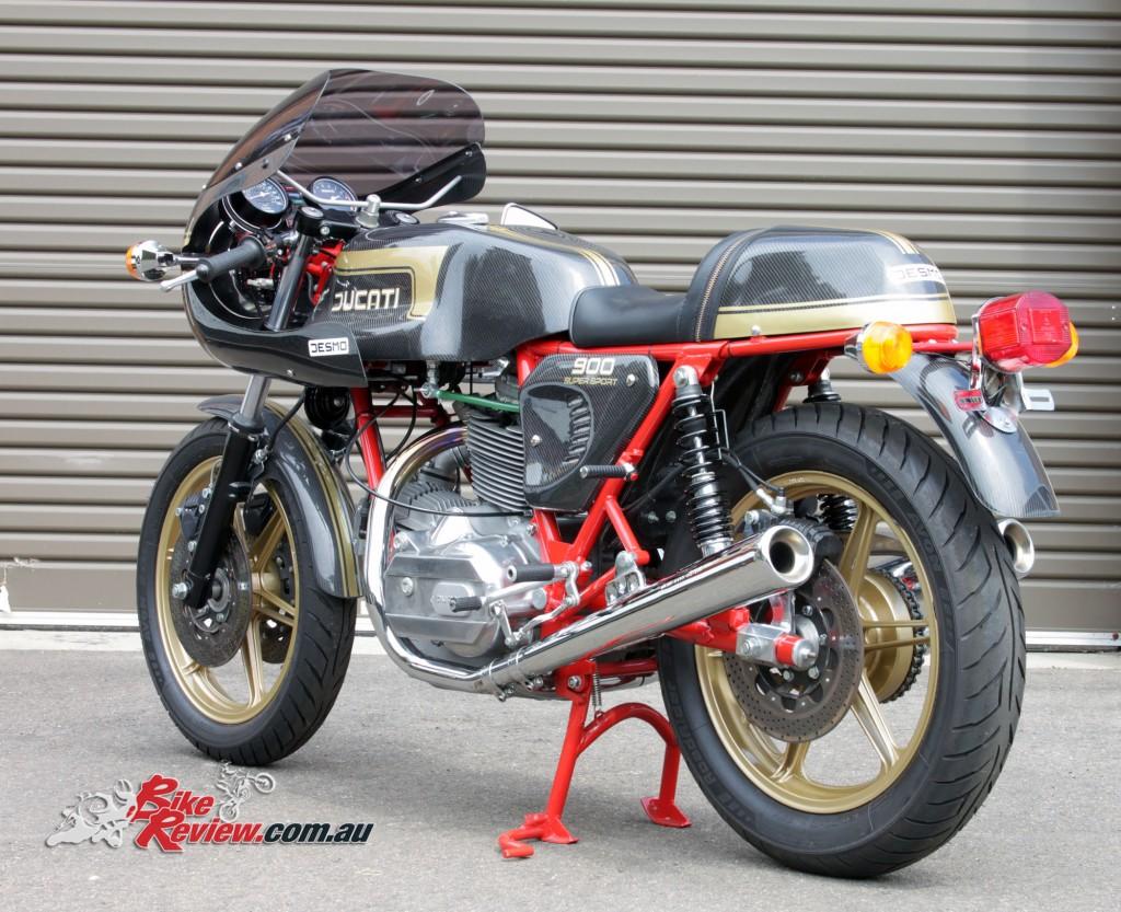 Bike Review 1982 Ducati MHR Mike Hailwood Replica (24)