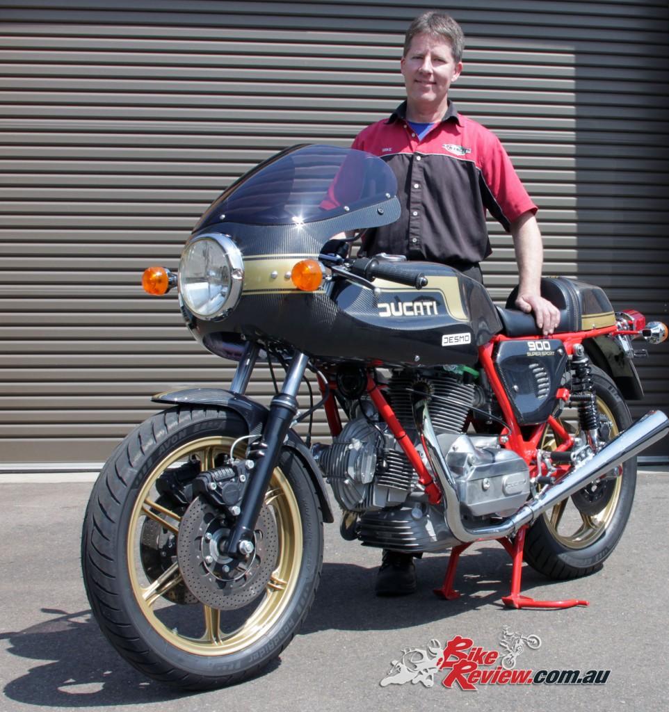 Bike Review 1982 Ducati MHR Mike Hailwood Replica (26)
