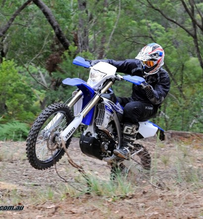 Bike Review 2016 Yamaha WR450F Actions (19)