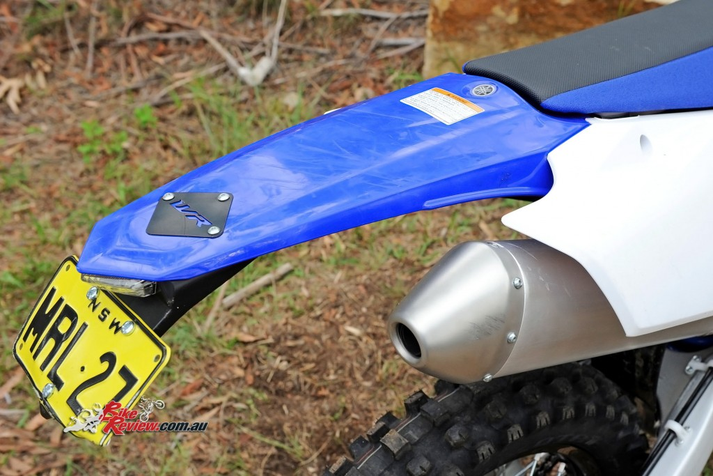 Bike Review 2016 Yamaha WR450F Details (5)