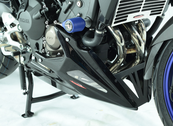 New Product Powerbronze For The Yamaha Mt 09 Tracer