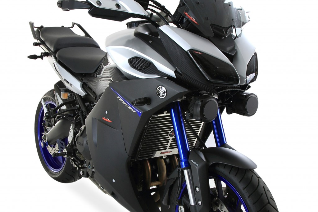 Bike Review Powerbronze Yamaha MT-09 Tracer Accessories featured