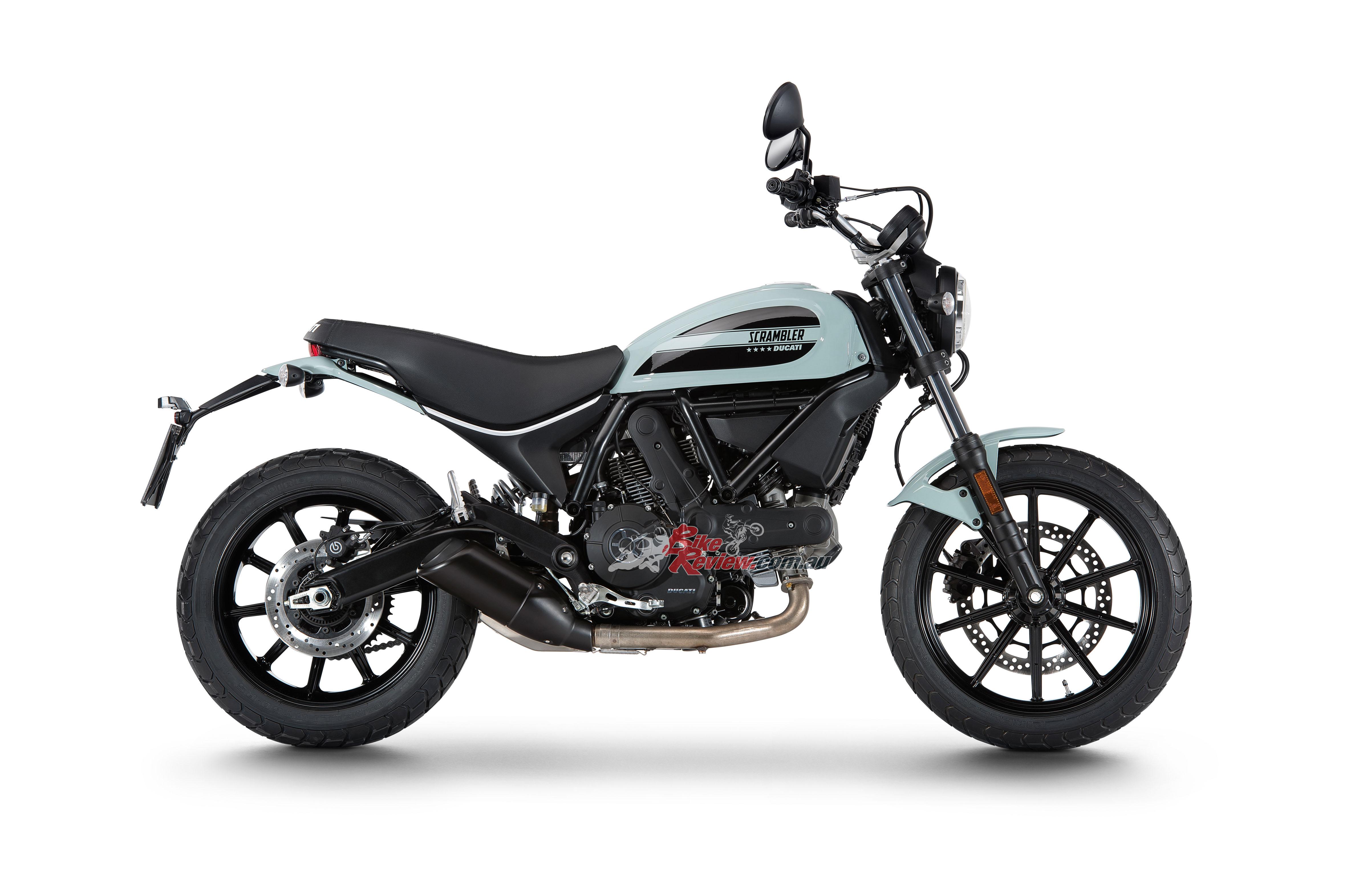 Review: 2016 Ducati Scrambler Sixty2 - Bike Review