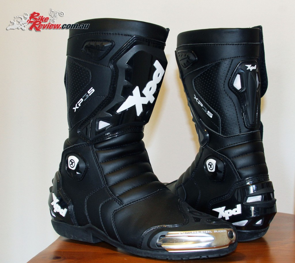 Bike Review XPD XP3-S Boots (2)