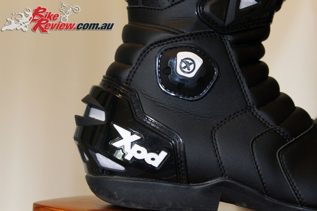 Bike Review XPD XP3-S Boots (3)