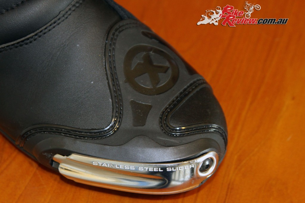 Bike Review XPD XP3-S Boots (5)