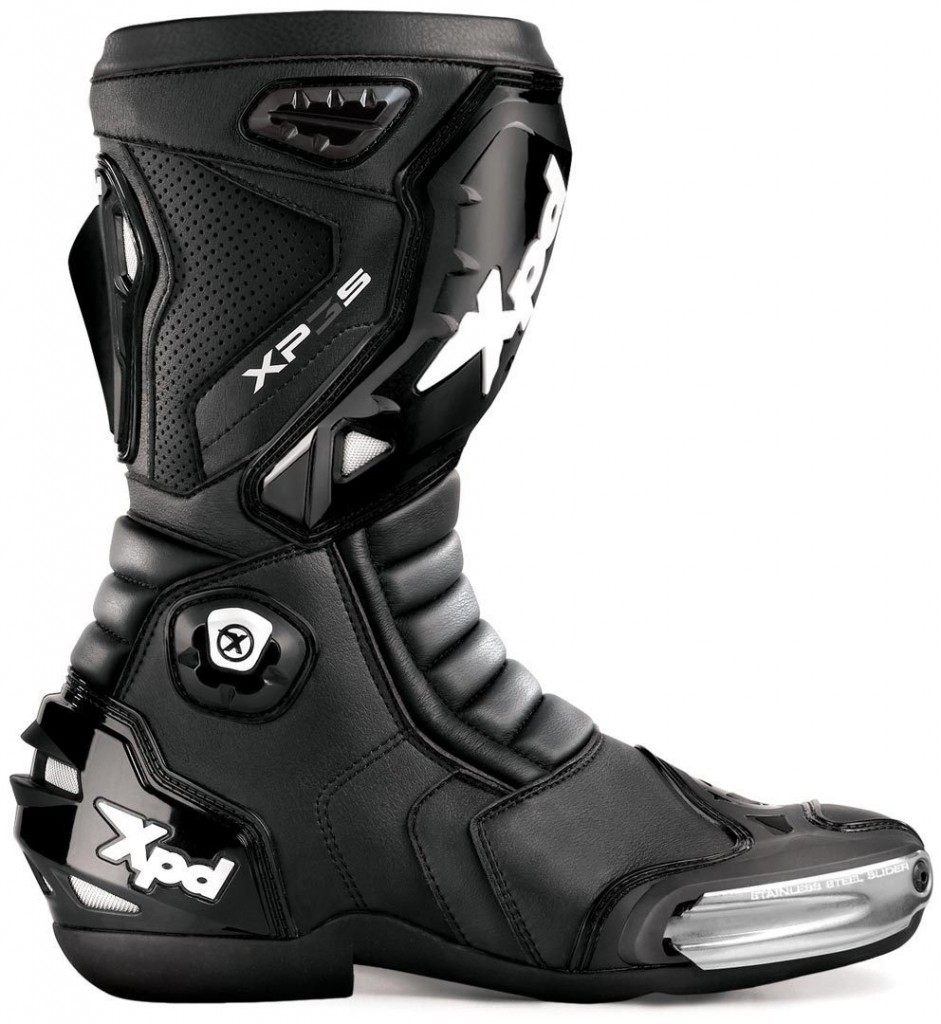 Bike Review XPD XP3-S Boots (6)