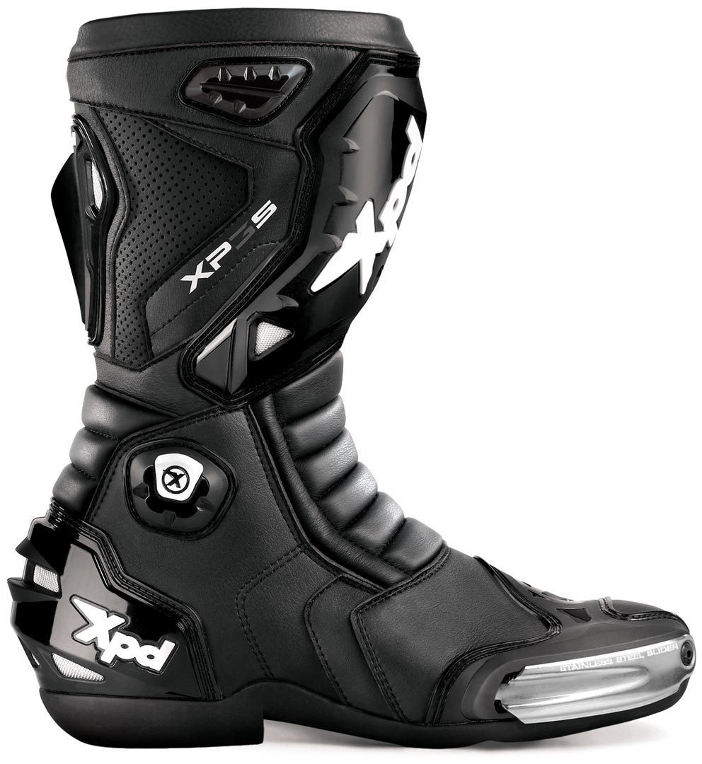 The XPD XP3-S boot