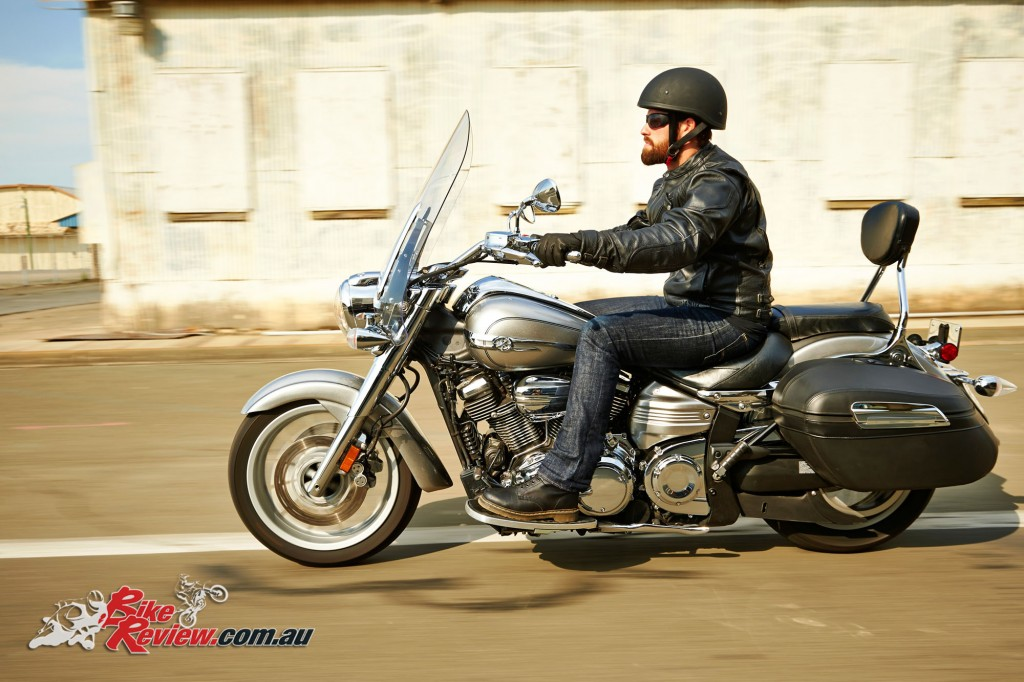 Bike Review Yamaha XV1900AT Star Tourer Test (11)
