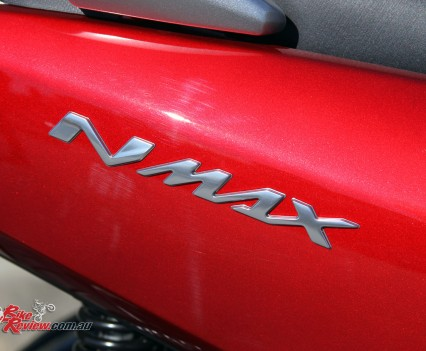 The NMAX has done a good job on styling, with very good finish quality for the price.