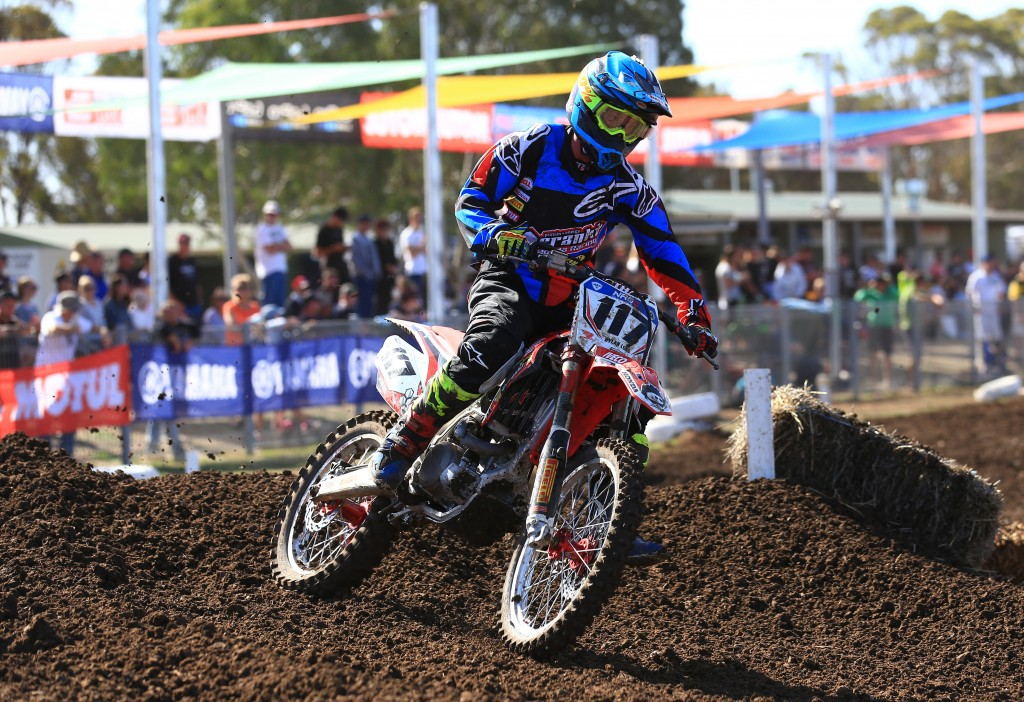 Long and Wilson Record Top Ten Finish for Crankt Protein Honda Racing 2