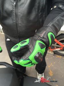 Product Review RNT KS1009 Motorcycle Glove Kevlar Denim Jeans (2)