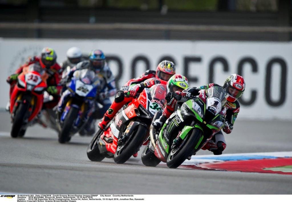 Rea race lead
