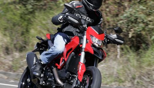 2016 Ducati Hypermotard 939 Review