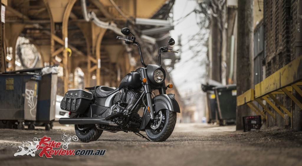 2016 Indian Chief Dark Horse - Bike Review (1)
