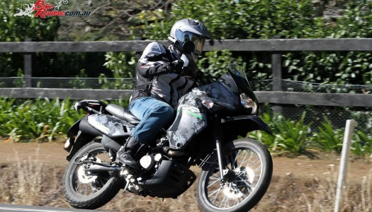 2016 Kawasaki KLR650 Review