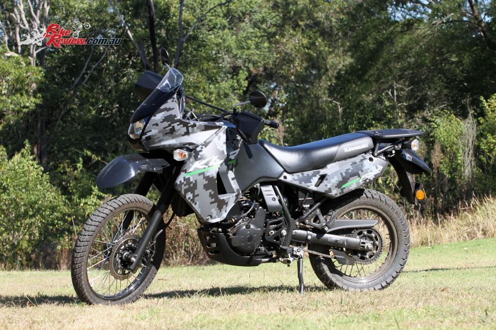 2016 Kawasaki KLR650 Bike Review Statics (7)
