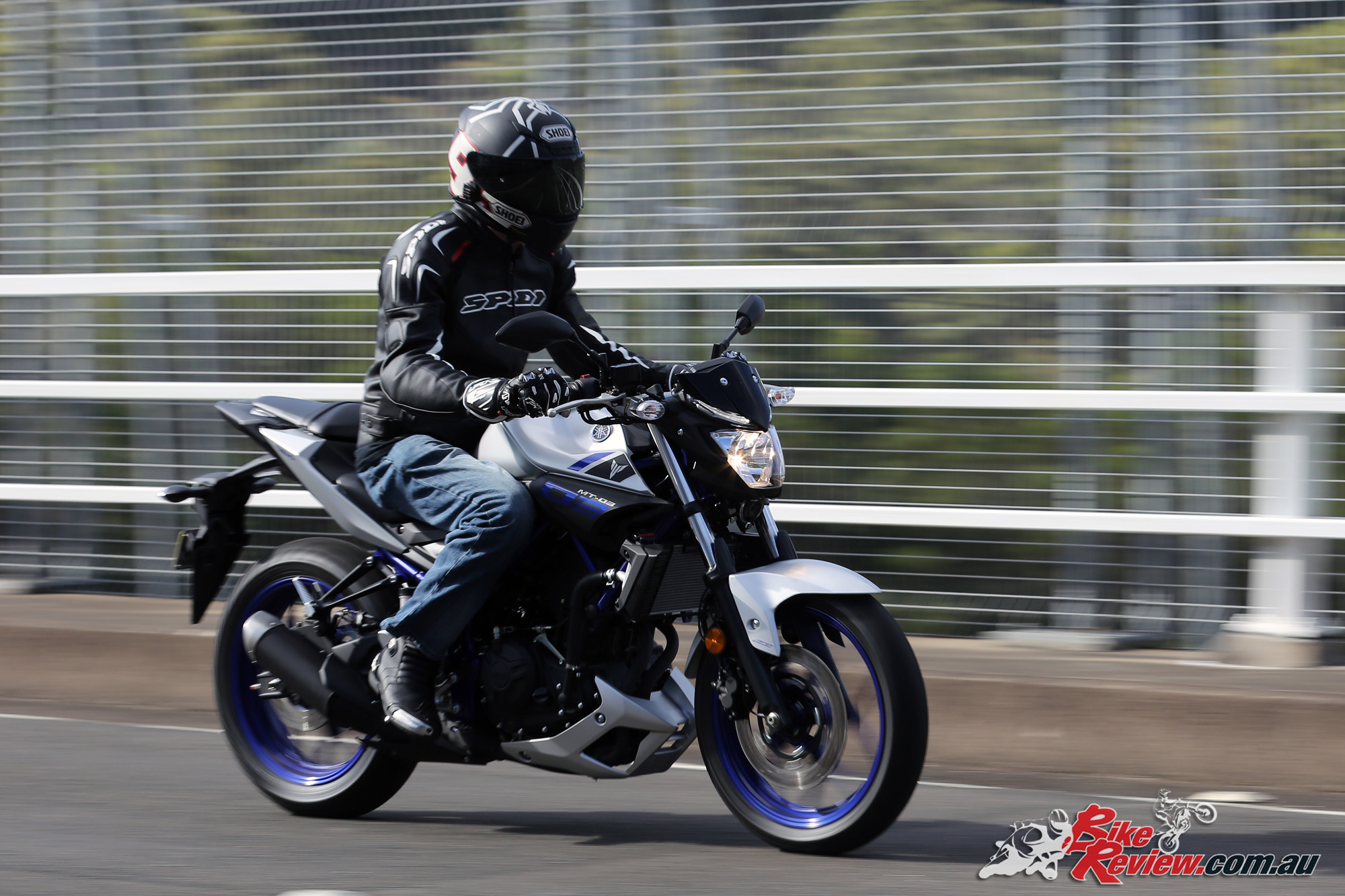 Yamaha mt03 review
