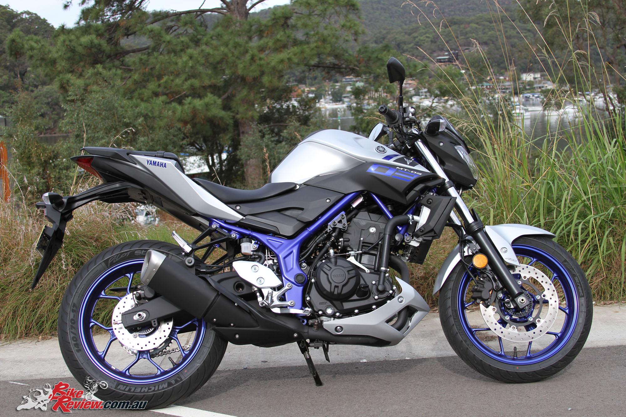 Yamaha Black Steel