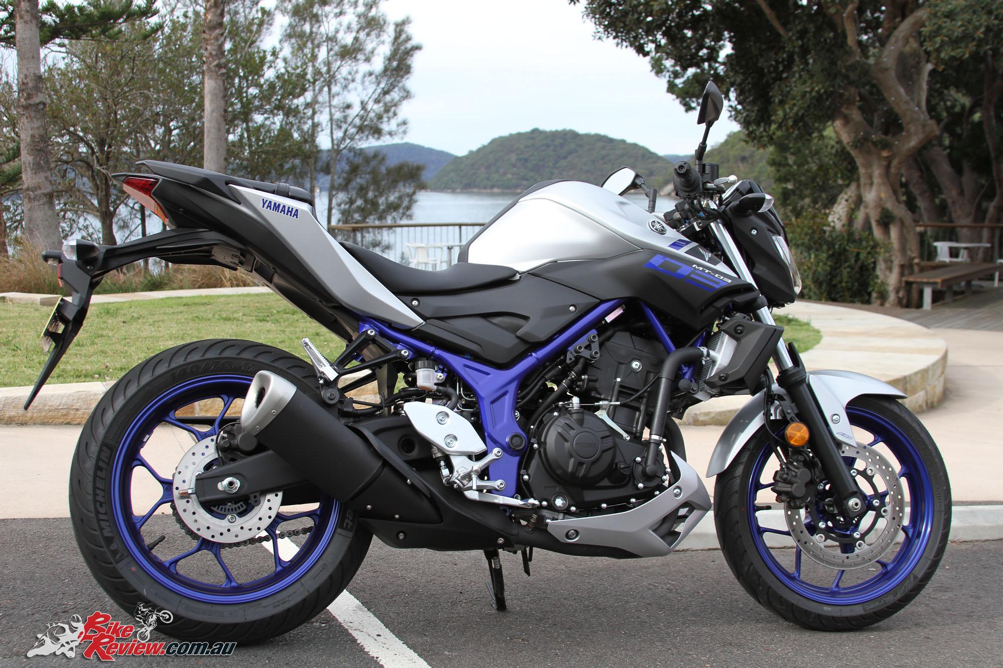 Review 2016 Yamaha Mt 03 Bike Review