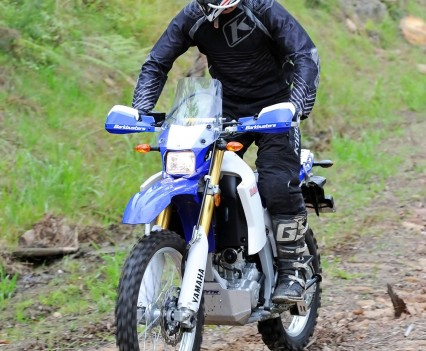 Bike Review 2016 Yamaha WR250R Actions (1)
