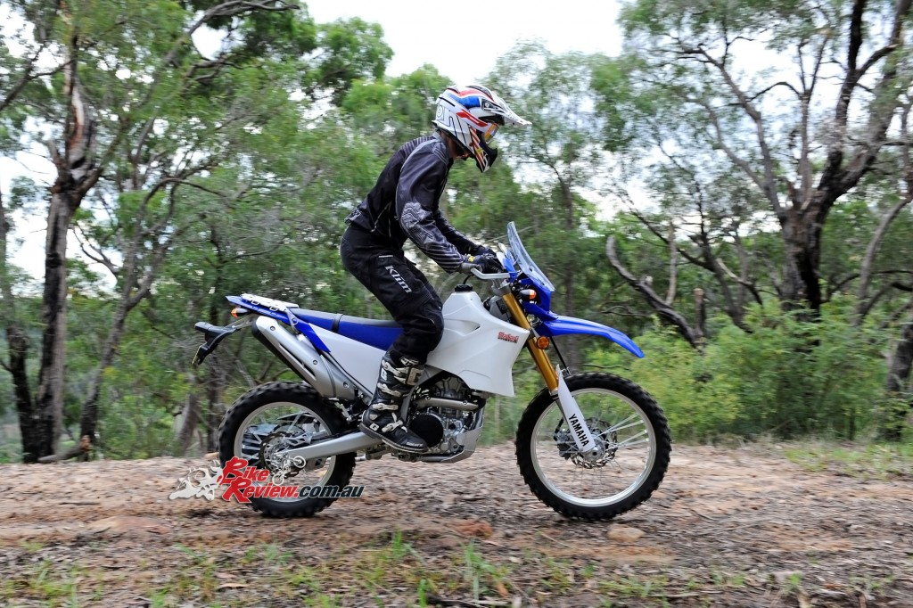 Bike Review 2016 Yamaha WR250R Actions (13)