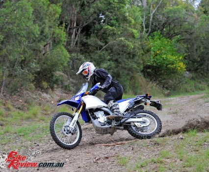 Bike Review 2016 Yamaha WR250R Actions (22)