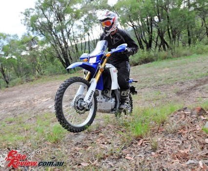 Bike Review 2016 Yamaha WR250R Actions (26)