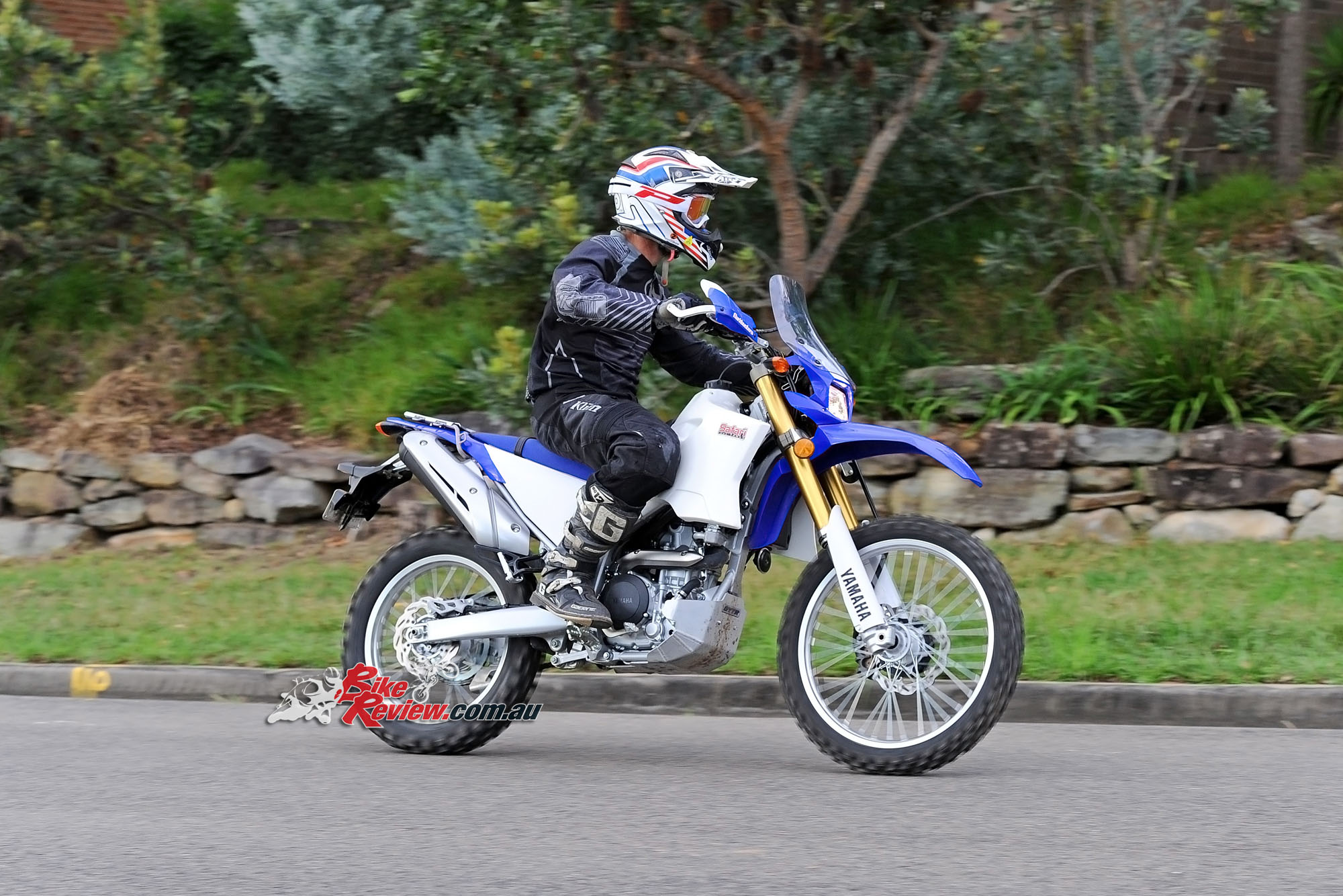 Yamaha Wrr Review