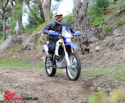 Bike Review 2016 Yamaha WR250R Actions (3)