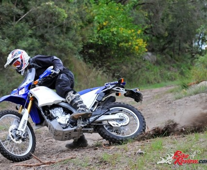 Bike Review 2016 Yamaha WR250R Actions (32)