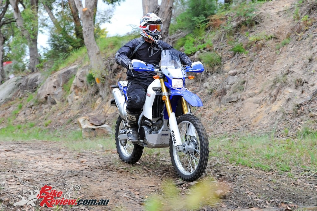 Bike Review 2016 Yamaha WR250R Actions (4)