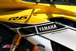 Bike Review 2016 Yamaha YZF-R6 SE 60th Details (2)