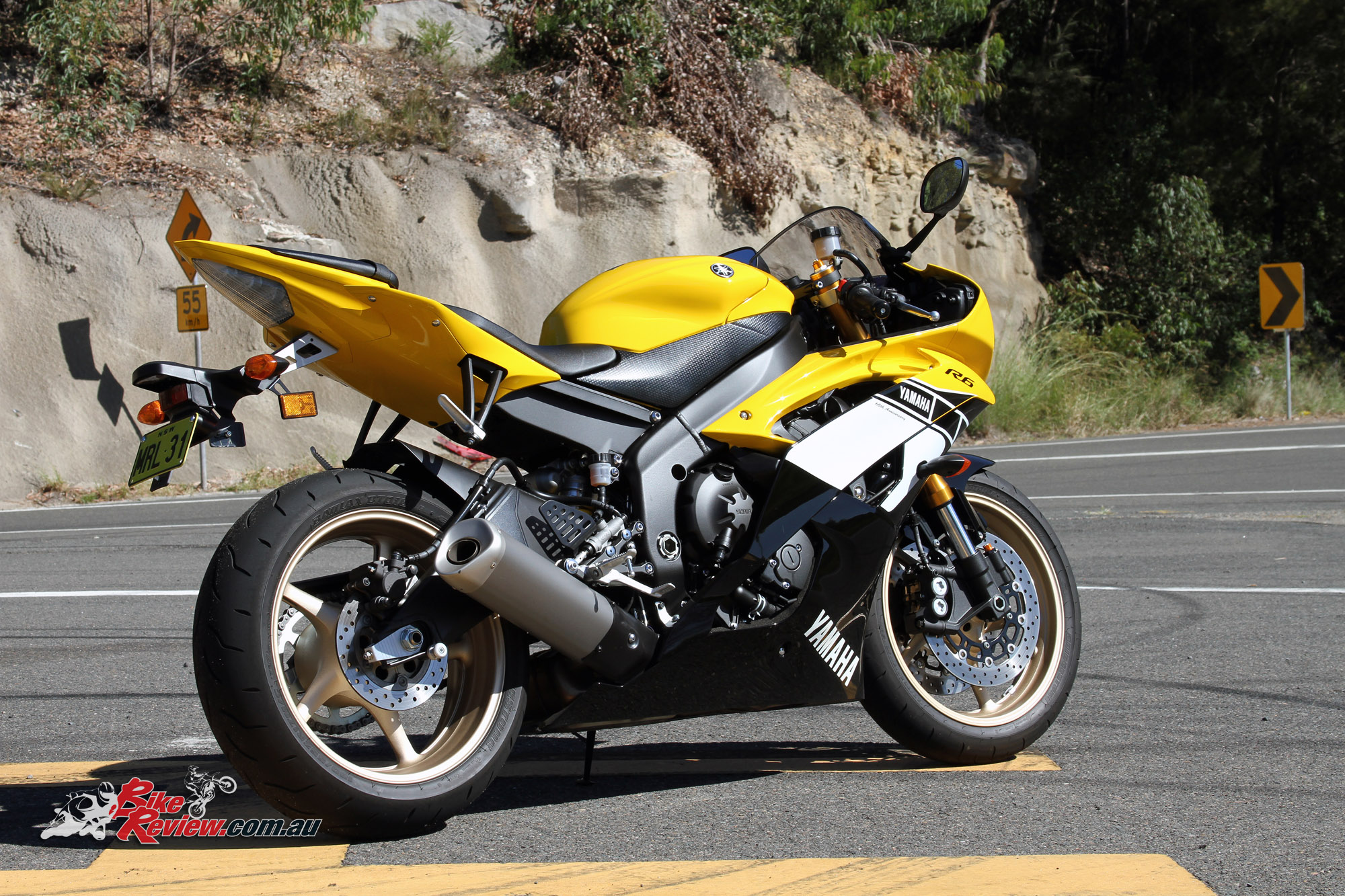 Review: 2016 Yamaha YZF-R6