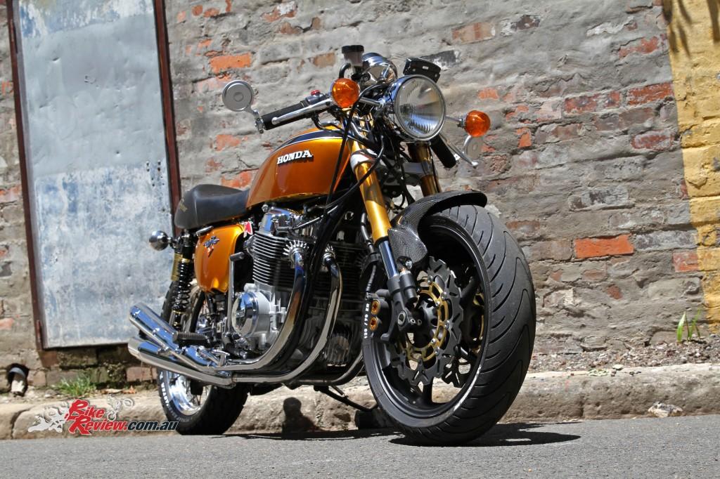 Bike Review Custom Classic CB750 Four (1)