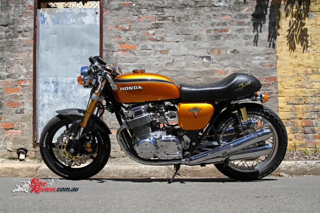 Bike Review Custom Classic CB750 Four (10)