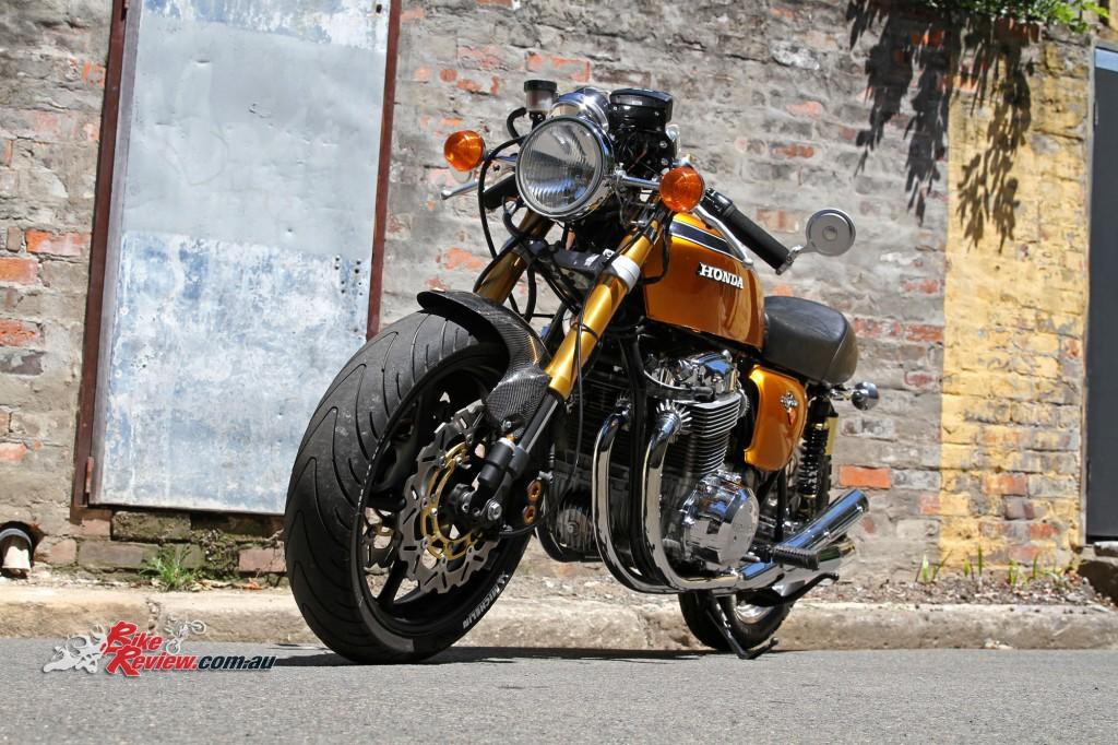 Bike Review Custom Classic CB750 Four (11)