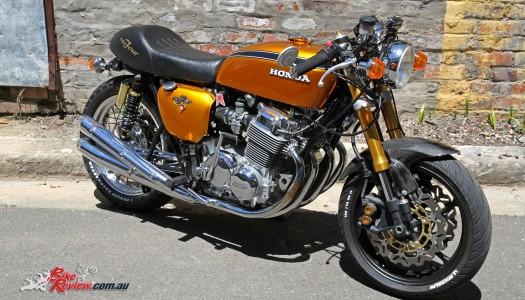 Classic Custom CB750 Four