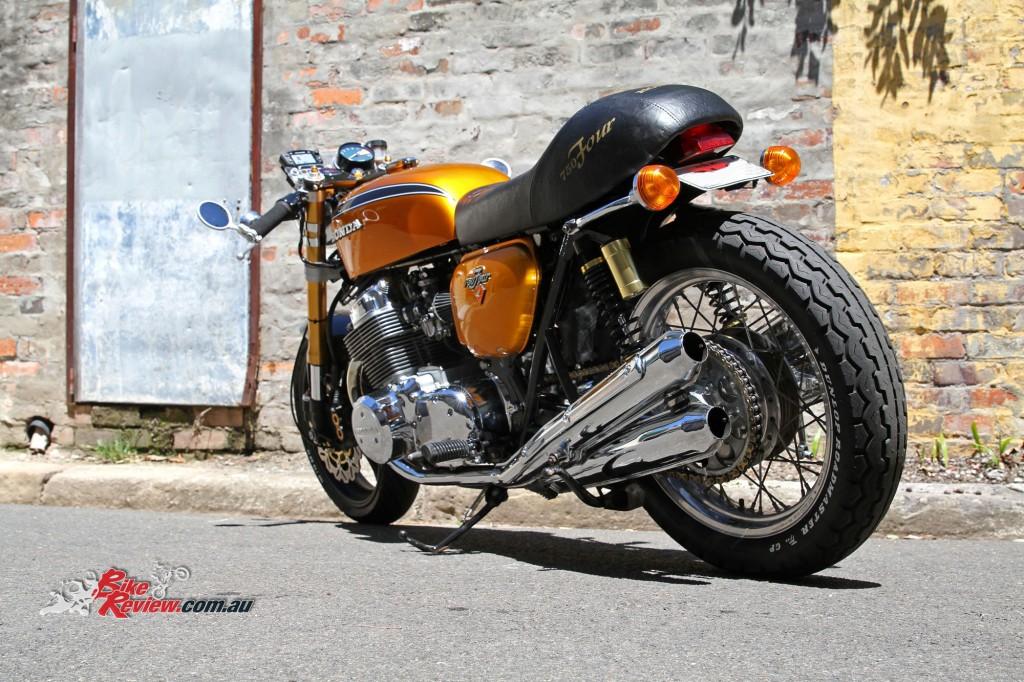 Bike Review Custom Classic CB750 Four (91)