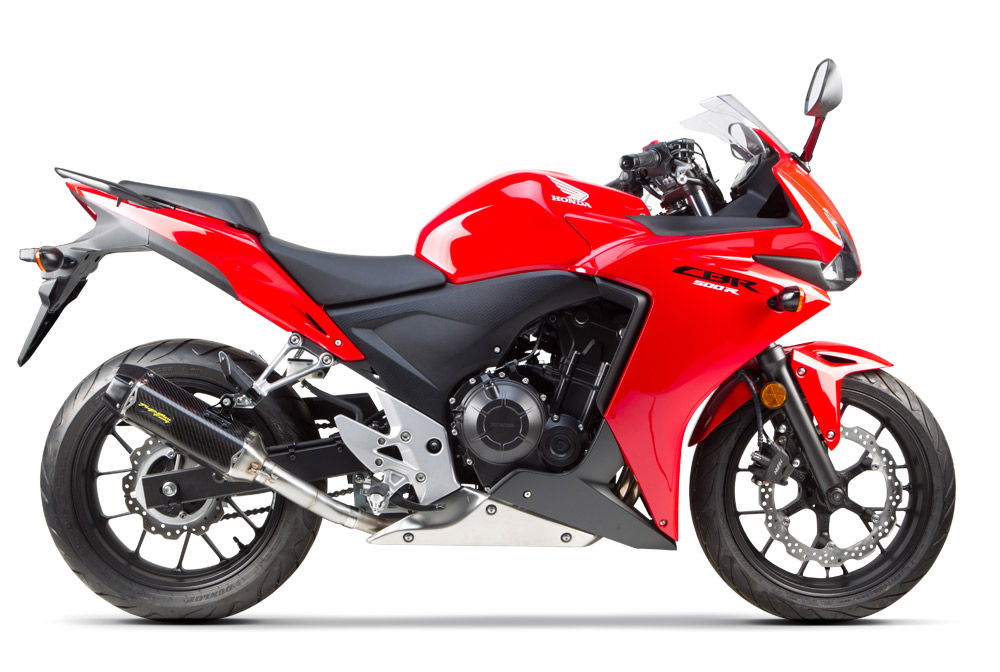 Bike Review Two Brothers Tarmac 2014_HON_CBR500R_T_side