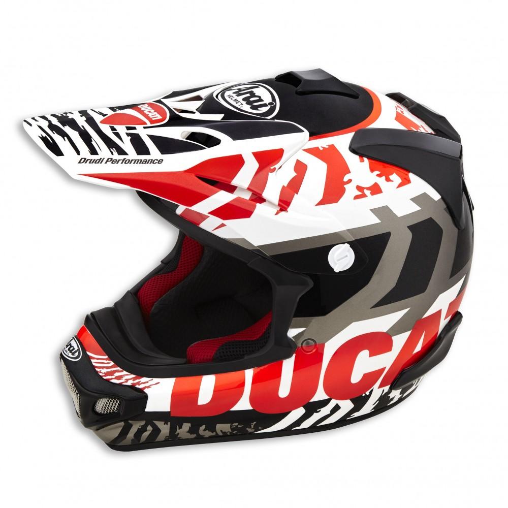 Ducati Explorer Arai Helmet 1